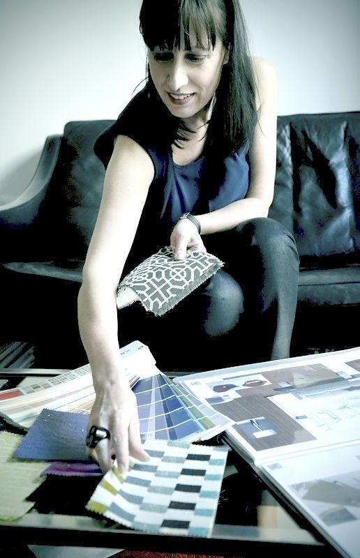 Portrait de Liza Lena Conseil en Décoration à Paris