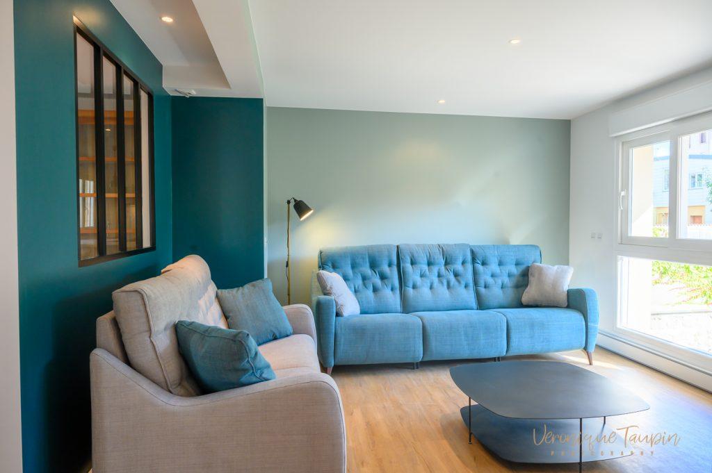 réaménagement total de l'étage d'une maison