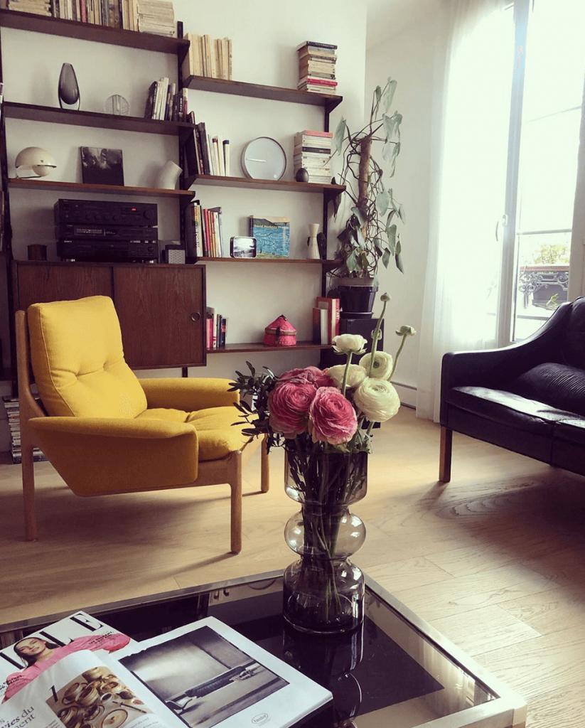 photo d'un interieur cosy par conseil & décoration Liza Lena